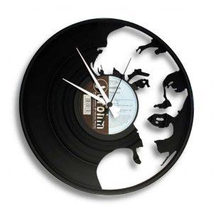THE GODDESS OF LOVE orologio con disco in vinile