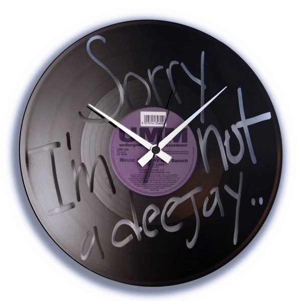 DSM001 – Sorry I'm Not a Deejay