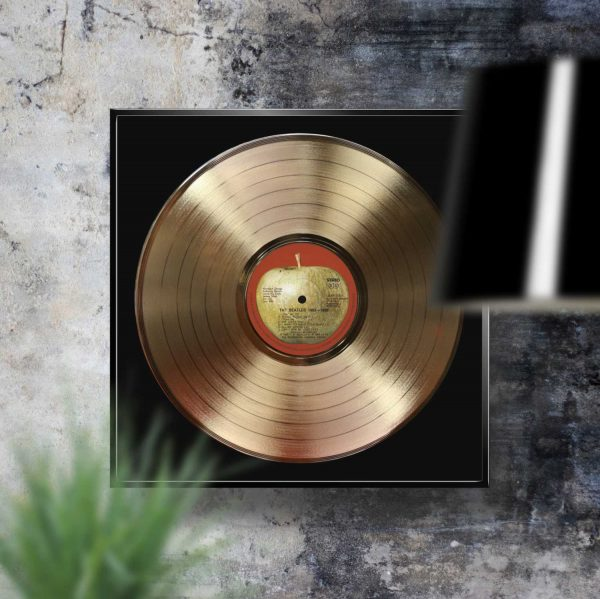 The Beatles Golden Record