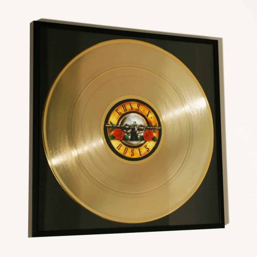the golden records 10.1 - guns and roses - appetite for distruction