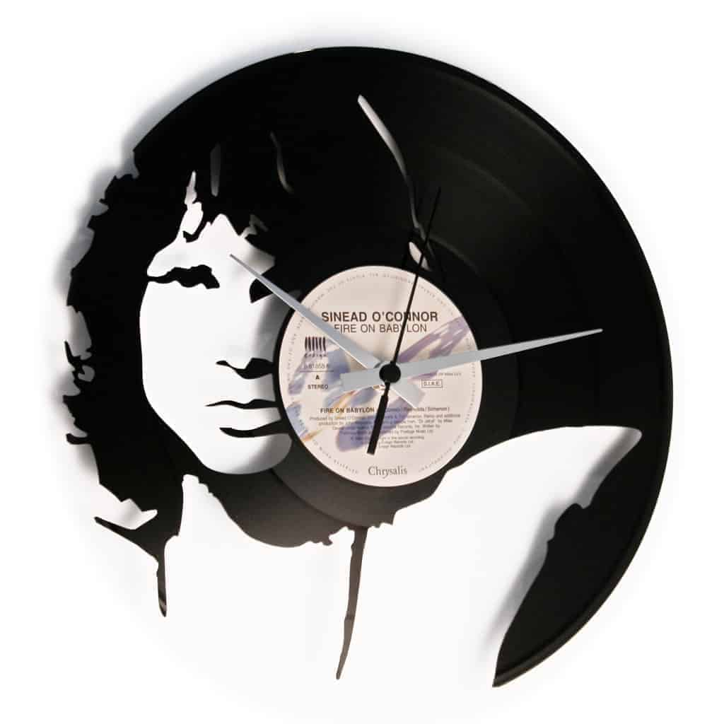 JIM MORRISON RECORD CLOCK