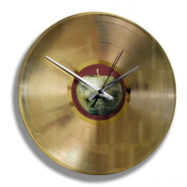 VINYL RECORD CLOCKS - the basic collection
