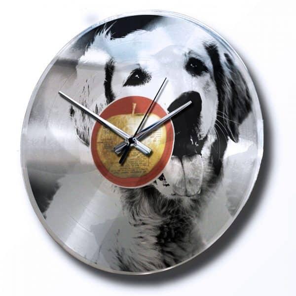orologio disco platino personalizzato