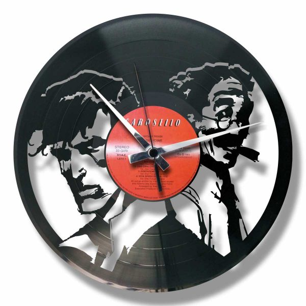 orologio in vinile dylan dog e groucho