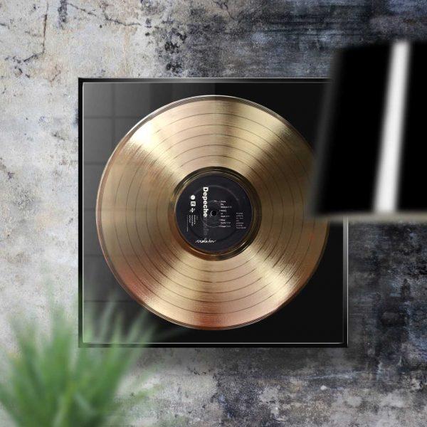 DEPECHE MODE GOLD RECORD